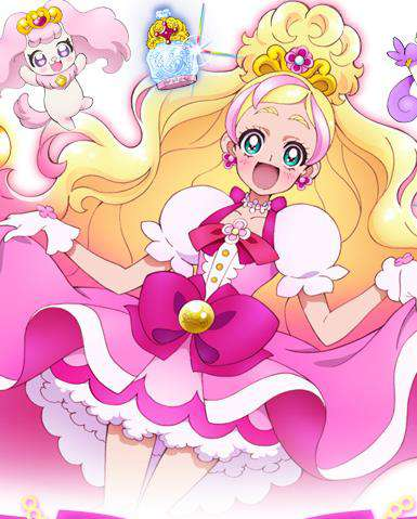 Go! 公主光之美少女/GO! Princess Precure[全集]